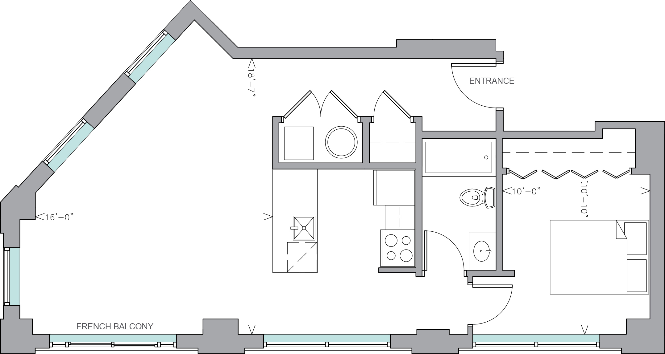 FLOORPLAN - 02 UNIT